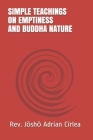Simple Teachings on Emptiness and Buddha Nature Cover Image