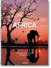 National Geographic. Around the World in 125 Years. Africa Cover Image