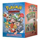 Pokémon Adventures Ruby & Sapphire Box Set: Includes Volumes 15-22 (Pokémon Manga Box Sets) Cover Image