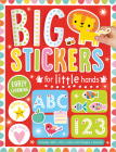 Big Stickers for Little Hands Early Learning Cover Image