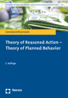 Theory of Reasoned Action - Theory of Planned Behavior: 2. Auflage Cover Image