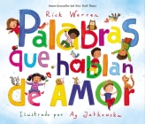 Palabras Que Hablan de Amor = Words to Love by Cover Image
