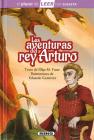 Las aventuras del rey Arturo: Leer con Susaeta - Nivel 4 Cover Image