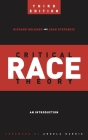 Critical Race Theory (Third Edition): An Introduction (Critical America) Cover Image