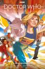 Doctor Who: The Thirteenth Doctor Vol. 1: New Beginnings Cover Image
