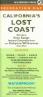 Map Californias Lost Coast Rec (Wilderness Press Maps) Cover Image