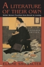 A Literature of Their Own: British Women Novelists from Bronte to Lessing Cover Image