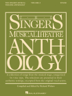 The Singer's Musical Theatre Anthology - Volume 3: Tenor Book Only (Singer's Musical Theatre Anthology (Songbooks)) Cover Image