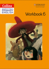 Collins International Primary English – Cambridge Primary English Workbook 6 Cover Image