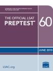 The Official LSAT Preptest 60: (june 2010 Lsat) Cover Image