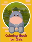 Coloring Book for Girls: Children Coloring and Activity Books for Kids Ages 3-5, 6-8, Boys, Girls, Early Learning Cover Image