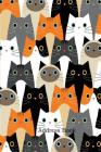 Address Book: Alphabetical Index with Pattern with Cute Cats Idea Cover Cover Image