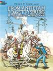 From Antietam to Gettysburg: A Civil War Coloring Book (Dover History Coloring Book) Cover Image