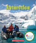 Antarctica (Rookie Read-About Geography: Continents) Cover Image
