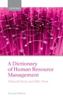 A Dictionary of Human Resource Management Cover Image