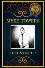 Myke Towers: Talented Rapper, Original Anti-Anxiety Adult Coloring Book Cover Image