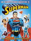 Ultimate Sticker Collection: Superman (Ultimate Sticker Collections) Cover Image