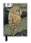 Chris Pendleton: Barn Owl (Foiled Journal) (Flame Tree Notebooks) Cover Image