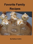 Favorite Family Recipes Cover Image