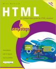 HTML in Easy Steps Cover Image