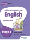 Hodder Cambridge Primary English: Learner's Book Stage 5 Cover Image