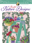 Creative Haven Fanciful Nature Designs Coloring Book Cover Image