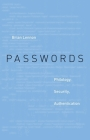 Passwords: Philology, Security, Authentication Cover Image