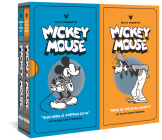 Walt Disney's Mickey Mouse: Vols. 3 & 4 Collector's Box Set Cover Image