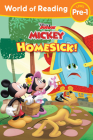 World of Reading Mickey Mouse Funhouse: Homesick! Cover Image