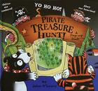Pirate Treasure Hunt: A Pop-Up Book Cover Image