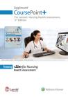 Lippincott CoursePoint+ for Jensen's Nursing Health Assessment: A Best Practice Approach Cover Image