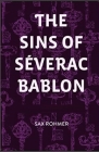 The Sins of Séverac Bablon Illustrated Cover Image