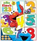 Sesame Street: Elmo's 1 2  3 Lift-the-Flap: Lift-the-Flap Cover Image