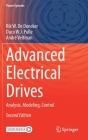 Advanced Electrical Drives: Analysis, Modeling, Control (Power Systems) Cover Image