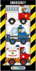 Playtown Chunky Pack: Emergency (Chunky 3 Pack) Cover Image