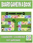 Board Game in a Book - Doggie Dash Cover Image