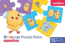 Bilingual Puzzle Pairs: Opposites Cover Image