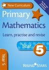 New Curriculum Primary Maths Learn, Practise and Revise Year 5 Cover Image
