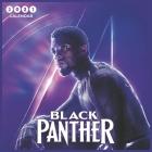 Black Panther 2021 Calendar: Black Panther Marvel Superhero 2021 Wall Calendar Cover Image