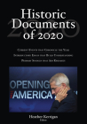 Historic Documents of 2020 Cover Image