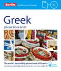 Berlitz Greek Phrase Book & CD [With Book] Cover Image
