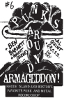 Punks Around #6: Armageddon Rhode Island and Boston's Favorite Punk and Metal Record Shop (Punx) Cover Image