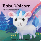 Baby Unicorn: Finger Puppet Book: (Unicorn Puppet Book, Unicorn Book for Babies, Tiny Finger Puppet Books) Cover Image