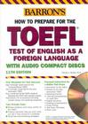 How to Prepare for the TOEFL with Audio CDs Cover Image