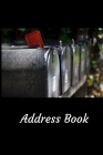 Address Book: With Alphabetical Tabs, For Contacts, Addresses, Phone, Email, Birthdays and Anniversaries (Mailboxes) Cover Image
