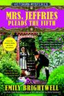 Mrs. Jeffries Pleads the Fifth (Victorian Mysteries) Cover Image