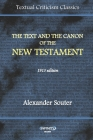 The Text and Canon of the New Testament Cover Image