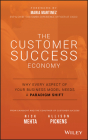 The Customer Success Economy: Why Every Aspect of Your Business Model Needs a Paradigm Shift Cover Image