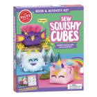 Sew Squishy Cubes Cover Image