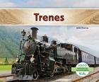 Trenes = Trains (Abdo Kids: Medios de Transporte) Cover Image